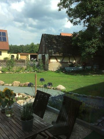 Kleines Bauernhaus in Nähe Playmobil Funpark