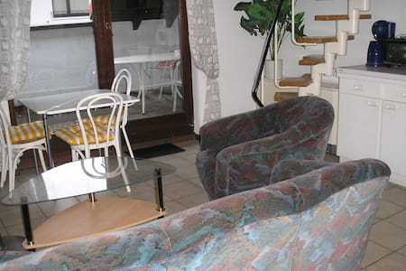 1 sonniges gepflegtes Appartement - Waghäusel