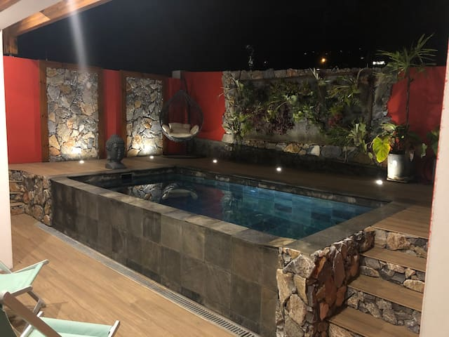 Villa paisible pour 6 personnes