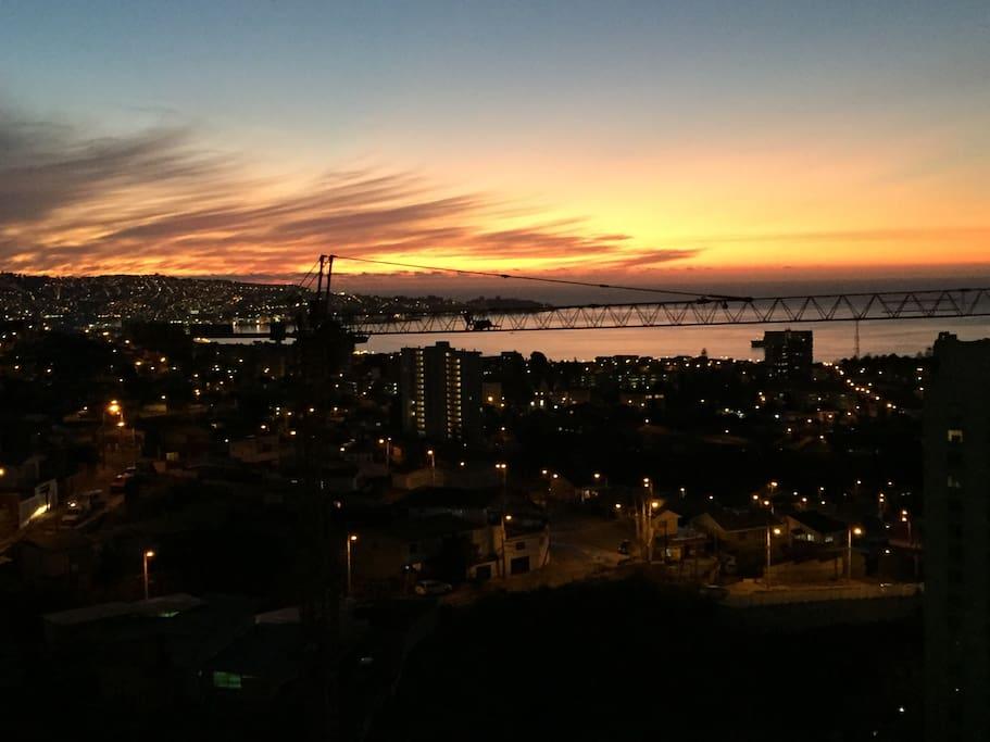 Vista Valparaíso