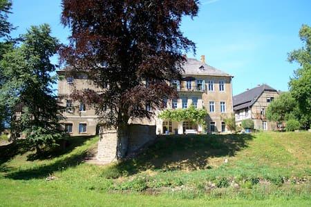 Ländliches Schloss. - Bad Lausick
