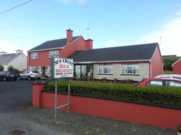 Sea Crest B&B, Rineen, Miltown Malbay, Co. Clare