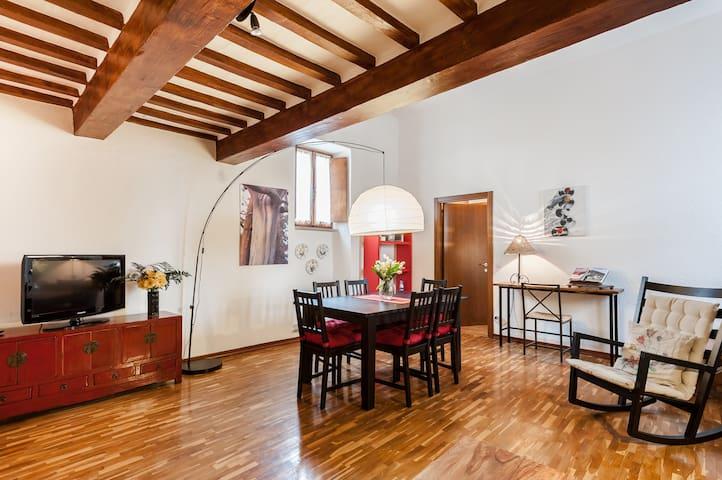 Residenza Bellavista in Gubbio - Gubbio - Appartement