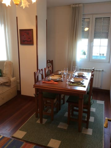 COMFORTABLE APARTMENT AT GAMA - Gama (Barcena de Cicero) - Appartamento