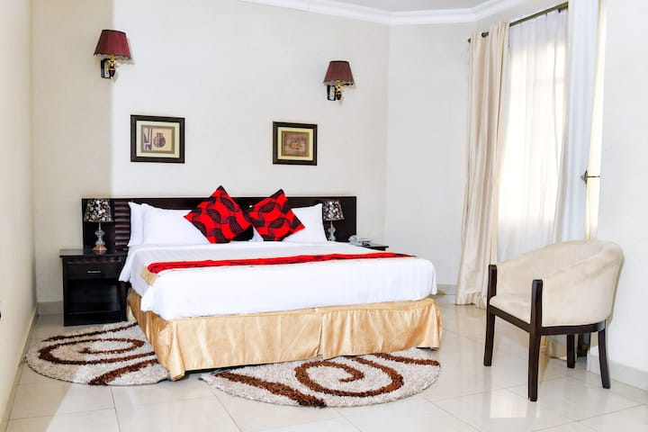 Standard Double Room (Elevate Suites)