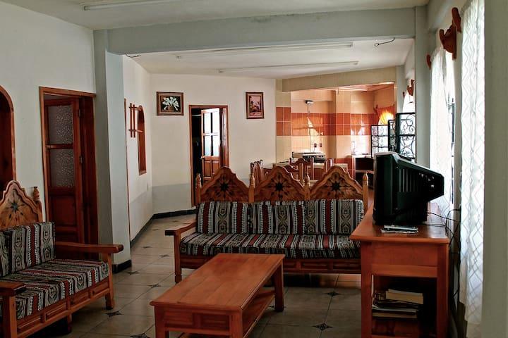Habitación en el centro de Taxco - Taxco - Lejlighed
