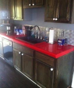 Newly remodeled upstairs apartment  - Panama City - Daire