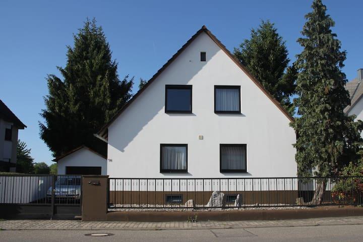 Fühl dich daheim - Wörth am Rhein - House