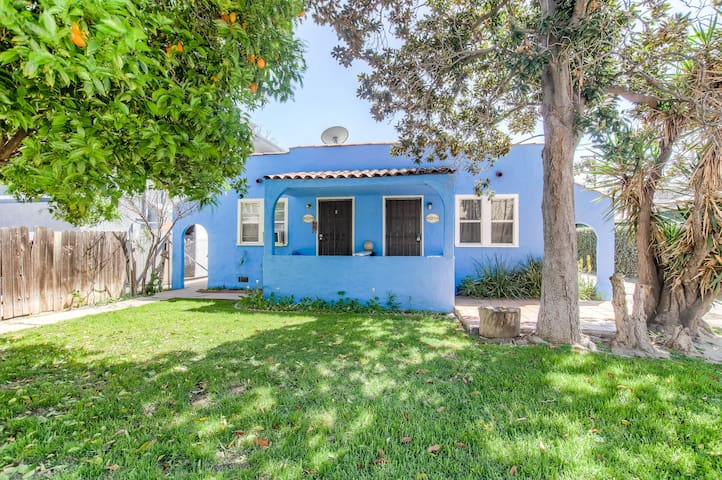 Must See California Spanish Revival Home