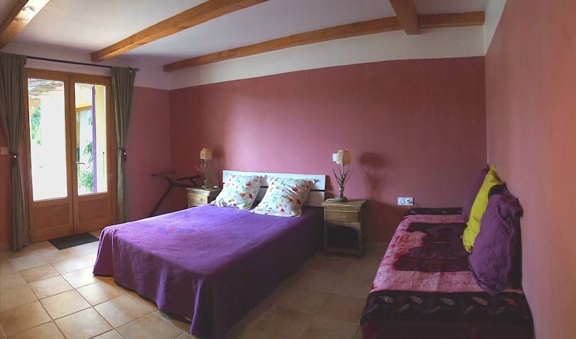 Bed and Breakfast PMR South Ardeche - Payzac - Bed & Breakfast