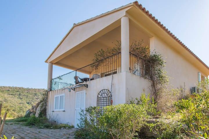 Villa proche mer Corse du Sud
