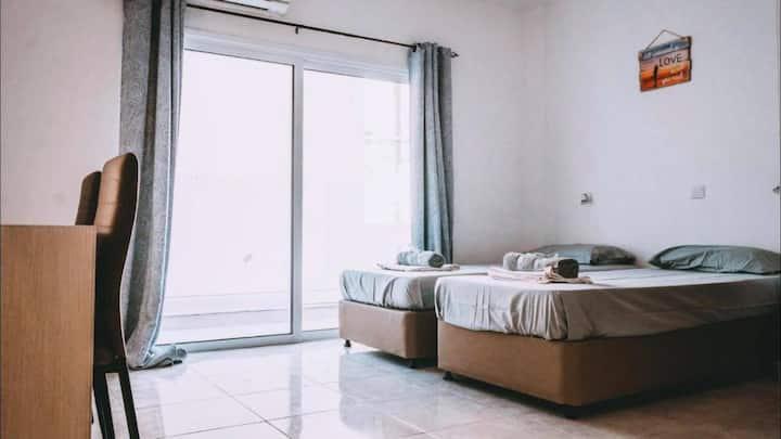 Luxury Studio Apartment in the center of Ayia Napa