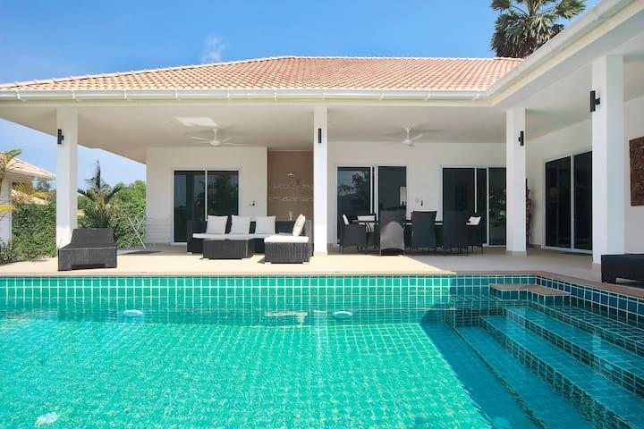 Villa Lina:  256m2 3 bedroom villa - Ko Samui - Casa de camp