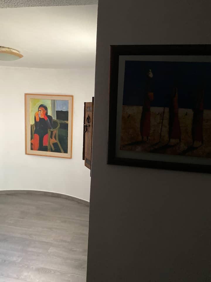 Central et calme apartement à Tunis