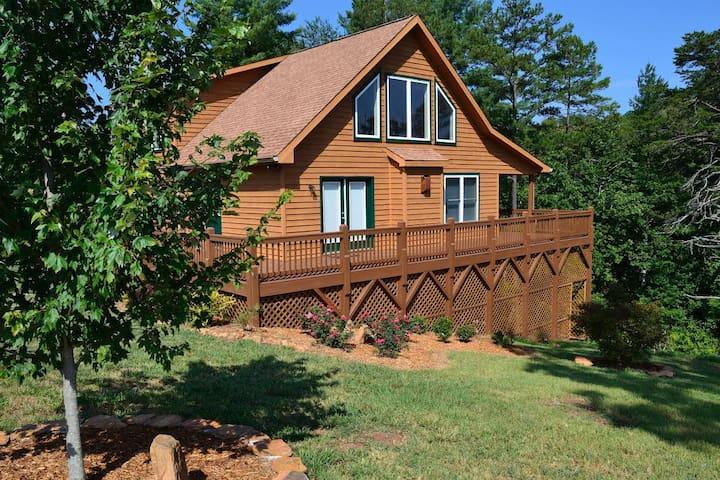 Blue Vista Cabins For Rent In Murphy North Carolina