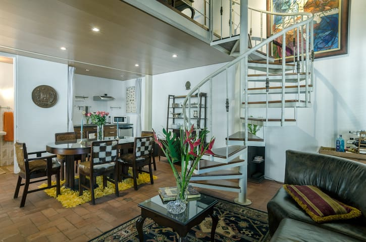 Charming Loft 101 Zona Colonial  - Santo Domingo - Loft