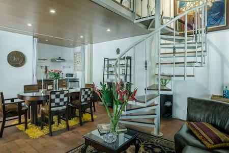 Charming Loft 101 Zona Colonial  - 산토도밍고