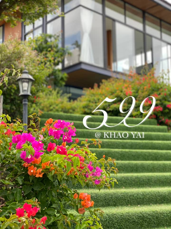 599 @ Khao Yai : 3 Houses + 1 VIP Room