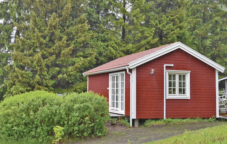 Holiday cottage with 2 bedrooms on 30 m² in Lilla Edet