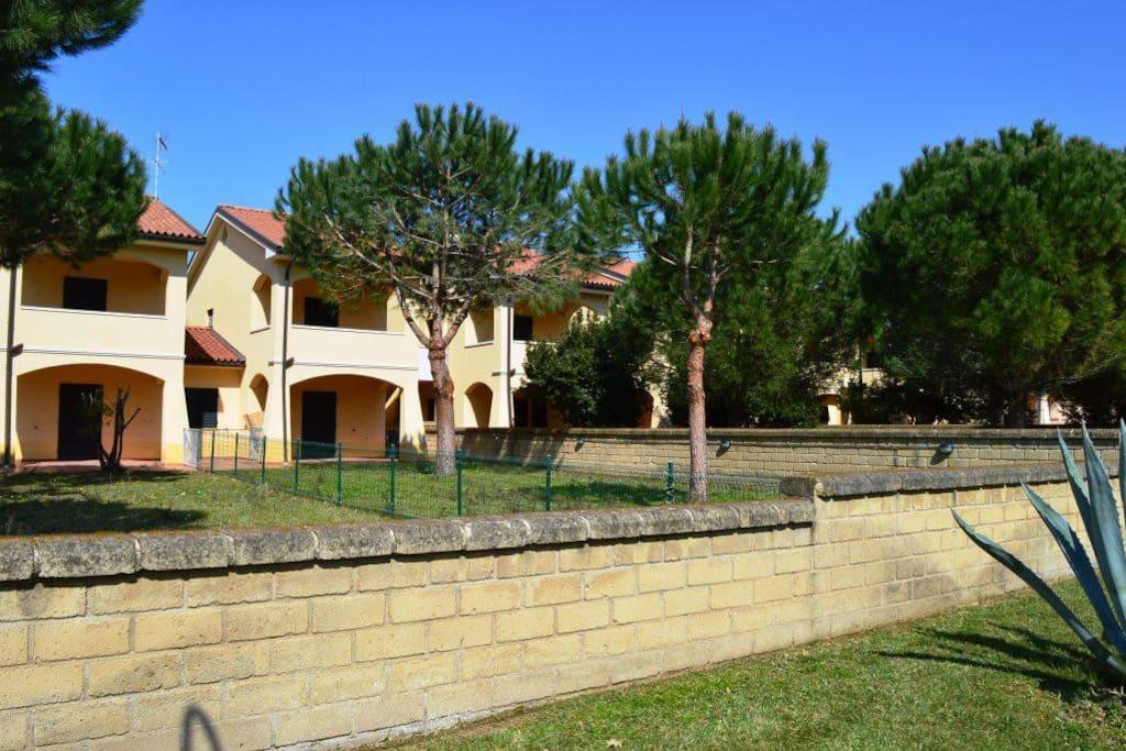 Large spaces and quiete - Un residence con ampi spazi e sicurezza