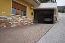 Privat garage for your car