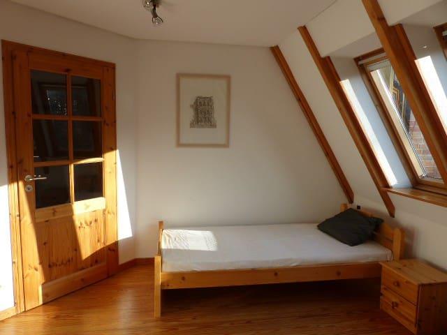 ruhige Einliegerwohnung am Waldrand - Quickborn - Apartment