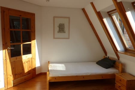 ruhige Einliegerwohnung am Waldrand - Quickborn - 公寓