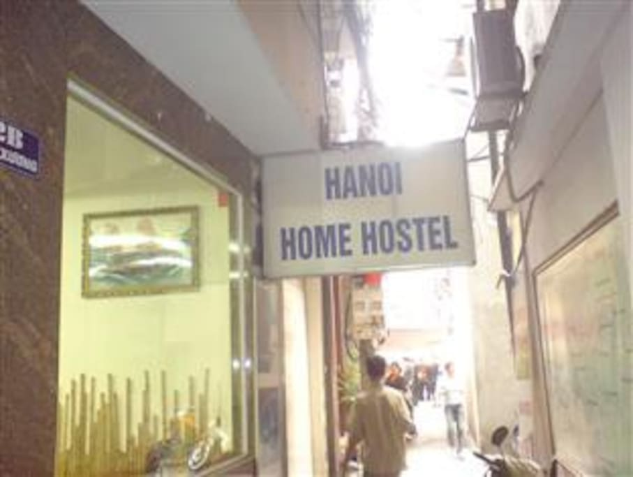 Hanoi Home Hotel-Near Cathedral