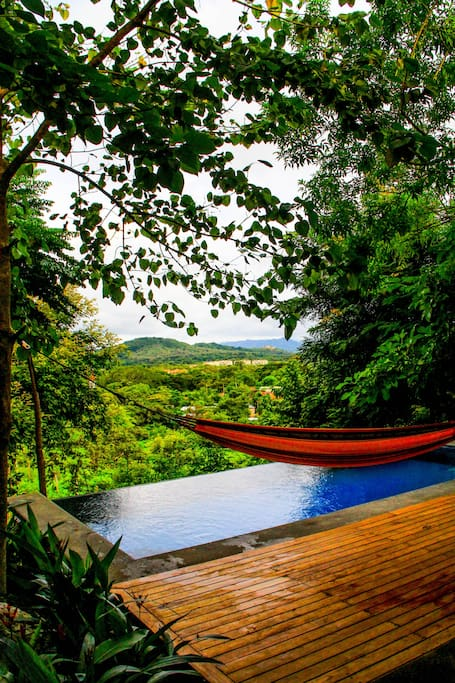 Welcome to the Hammock House in Tamarindo, Costa Rica!