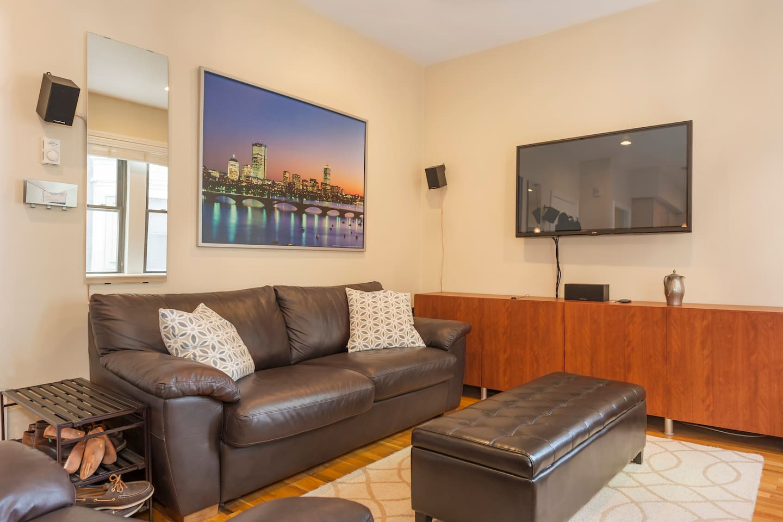 Modern North End 1BR Apartment