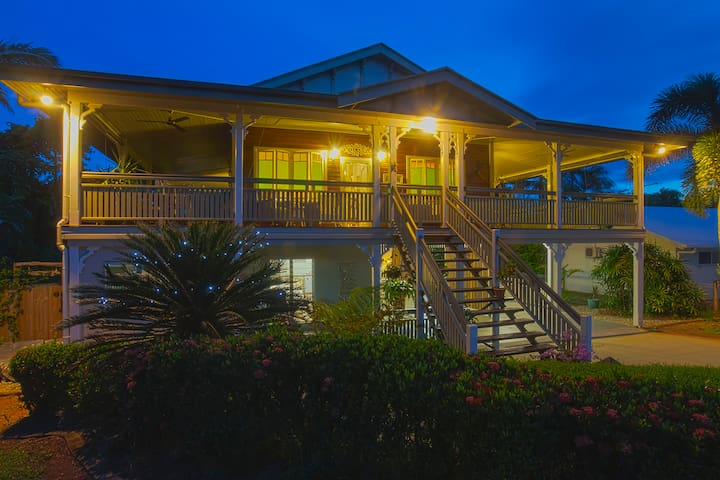 Driftwood BnB Mission Beach D/Queen - Mission Beach - Aamiaismajoitus