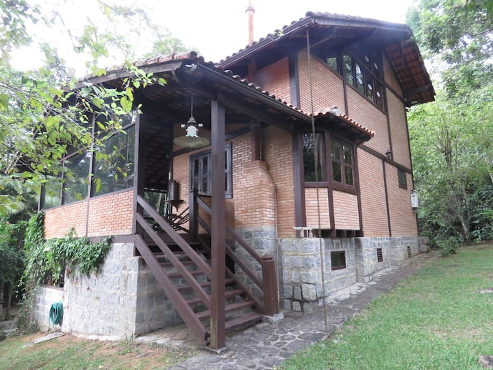 Casa Serrinha do Alambari - Resende