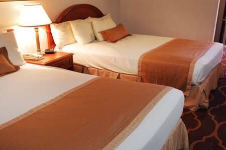 Cozy Motel Stay & Free Hot Breakfast