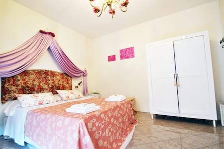 Charming BB in Mantova - Suite room - Curtatone