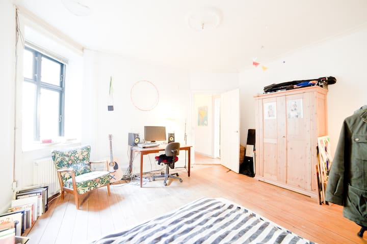 Charming ULTRA CENTRAL 3 room apt - Copenaghen - Appartamento