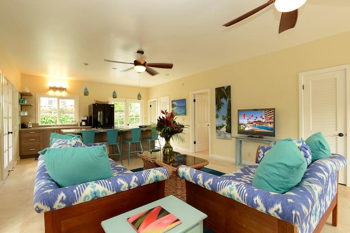 LAHAINA BABY BEACH HOUSE-POOL- 1MIN. WALK TO BEACH