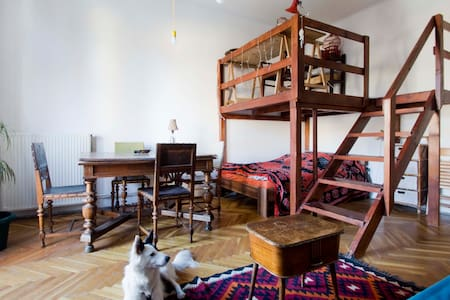 !WINTER DISCOUNT! / Central, Calm, Cool home in BP - Budapest