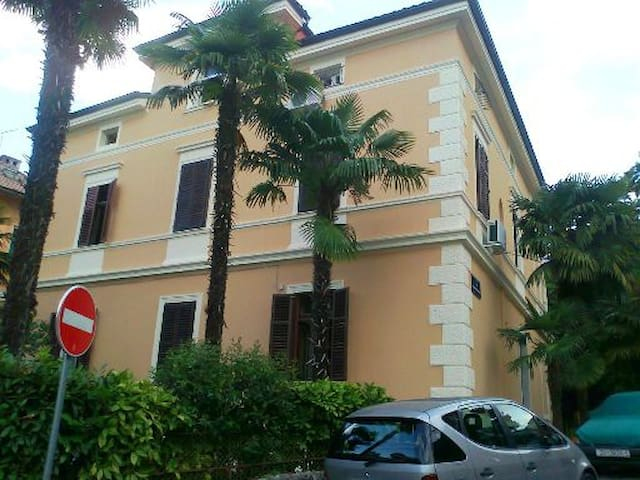 Cosy apartmant in heart of the Opatija