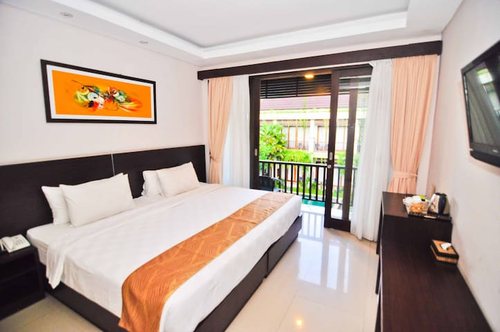 The Griya Sanur Hotel & Meeting Room - Denpasar Selatan - Appartement