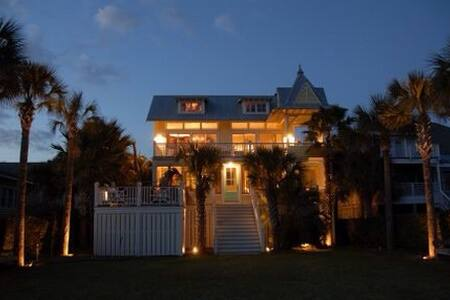 15% DISCOUNT-Stunning Isle of Palms Beach House - Isle of Palms