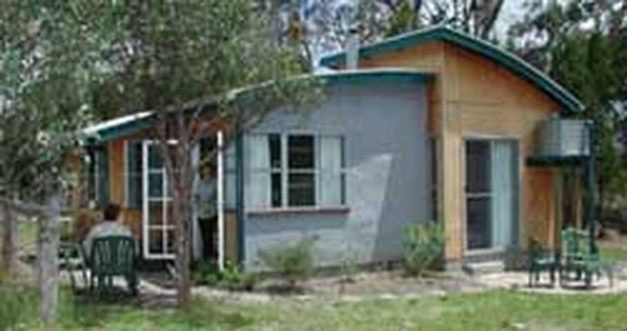 Hitching Rail Cottage
