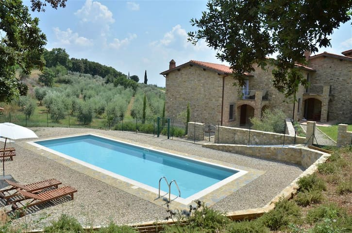 Casa in Residence con piscina - Siena - Vacation home