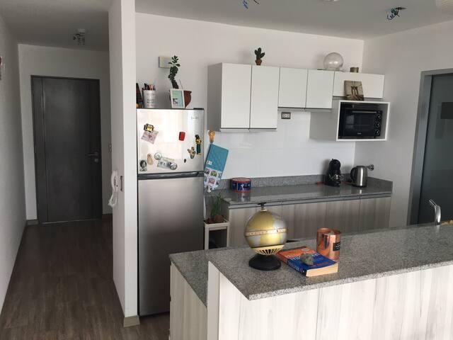 Cool apartament in the Coolest Neighbourhood