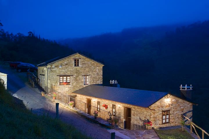 Casa de aldea Matela