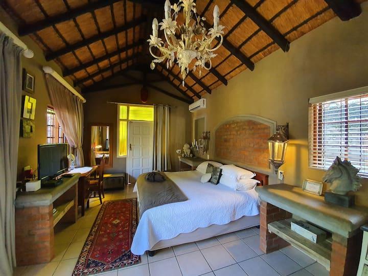 Waterhouse Guest Lodge- Le Cottage, sleeps 2