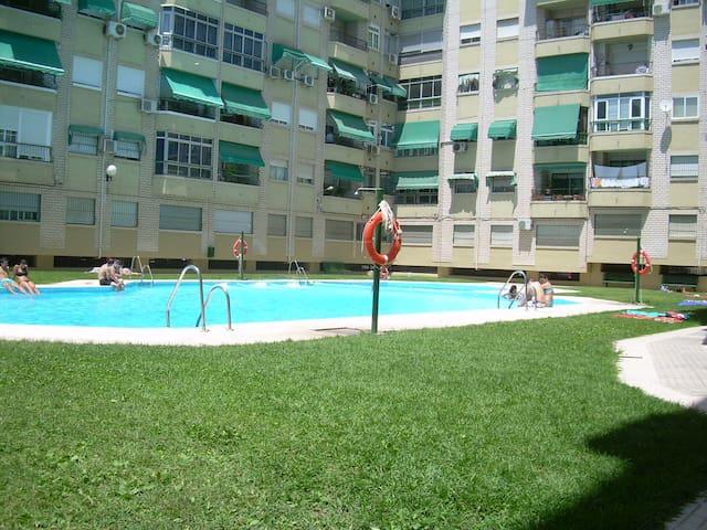 PISO EN URBNIZACION ZONA BEIRO - Granada - Apartment