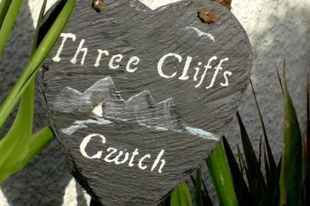 Three Cliffs Cwtch - Appartamento
