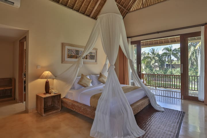 Deluxe Room - Ubud - Bed & Breakfast