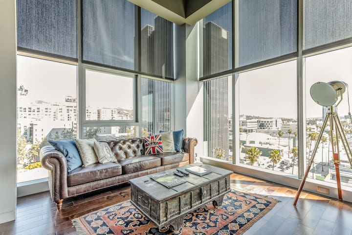 Luxury 1 bedroom loft in Hollywood
