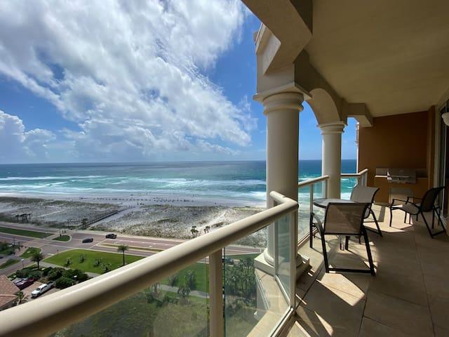 Pensacola Beach Portofino Sky Home Ocean View T1!